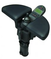 Wheelchair control systems and switches