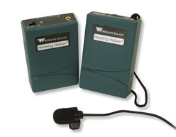 Listening equipment with wireless transmitter and receiver category