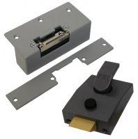 Sliding bolts and/or key locks