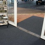Heavy duty flooring suitable for wheelchair use
