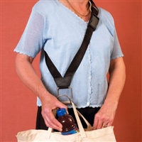 Shopping bag carriers category