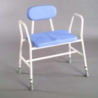 Kitchen and perching stools for bariatric use category