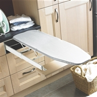 Wall-mounted, pull out and table top ironing boards category