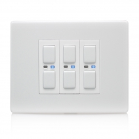Remote control dimmer switches