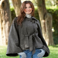 Jackets, coats, shawls and ponchos category