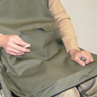 Smokers aprons category