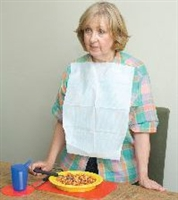 Disposable bibs & aprons category