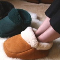 Footmuffs and footwarmers
