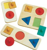 Shape puzzles & boards category