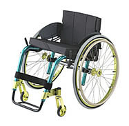 Active user wheelchairs