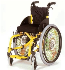 Growing manual wheelchairs