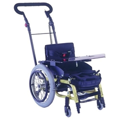 Stand-up manual wheelchairs
