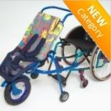 Baby carriers for wheelchair users category