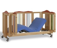 Cots accessible for disabled parents