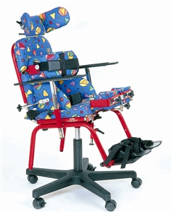 Tilt-in-space activity chairs category