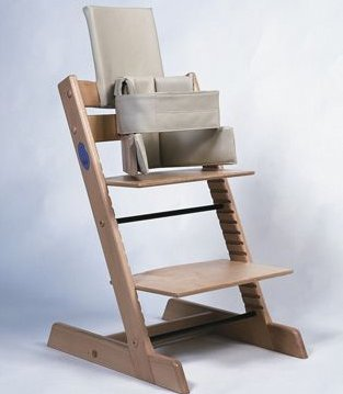 Activity chairs for standard height tables