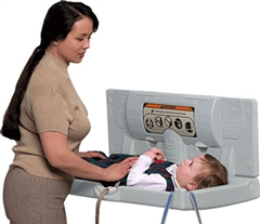 Changing tables for infants