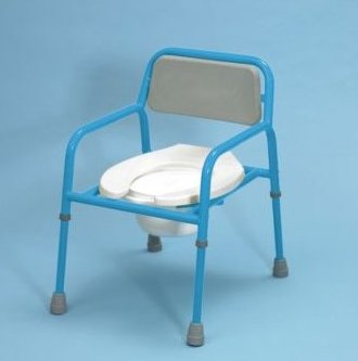 Static & mobile commodes