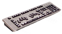 Braille keyboards