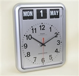 Clocks which display the date