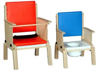 Commodes & potty chairs