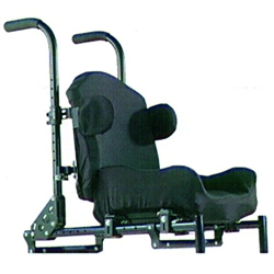 Seats, backrests & foot supports category