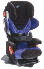 Car seats - swivel & tilting category