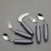 Angled cutlery category