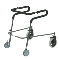 Wheeled walking frames category