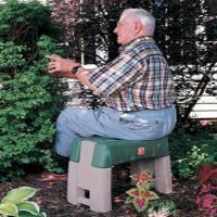 Posture when gardening category