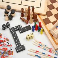 Games and puzzles category