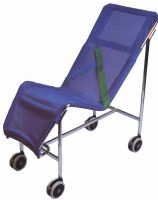 Mobile shower cradles and trolleys