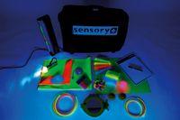 Portable multisensory equipment