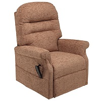 Riser recliner chairs with single motor - seat width above 50cm category