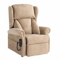 Riser recliner chairs with two or more motors - seat width above 50cm