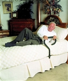 Adjustable grab handles for beds category