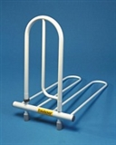 Non-adjustable grab handles for beds category