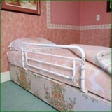 Bedside safety rails
