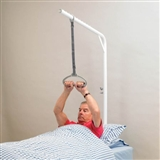 Freestanding & bed attached lifting poles category