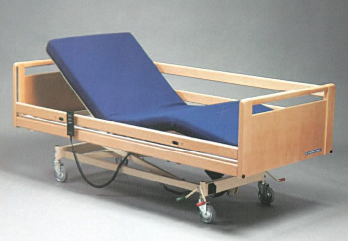 Adjustable height profiling beds