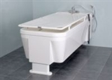 Height adjustable baths category