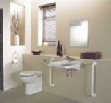 Bathroom suites category