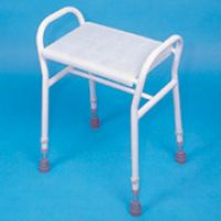 Static shower stools category