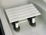 Heavy duty and bariatric bath seats category