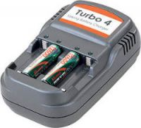 Battery chargers or testers with audible output
