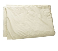 Waterproof and/or fire retardant duvets category