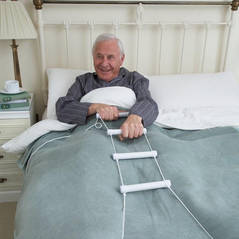 Rope Ladder Bed Hoist