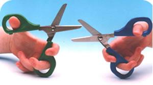 Self Opening Scissors 1