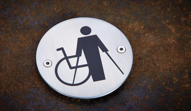 Modric Disabled International Symbol