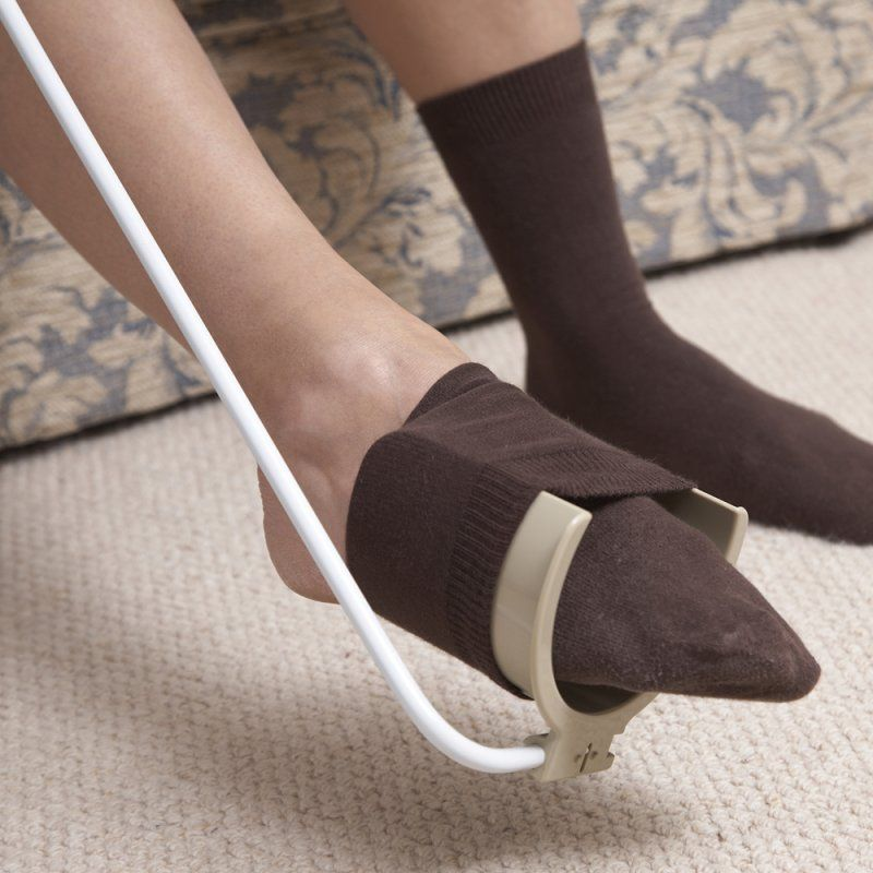 Brevetti Sock And Stocking Aid 6